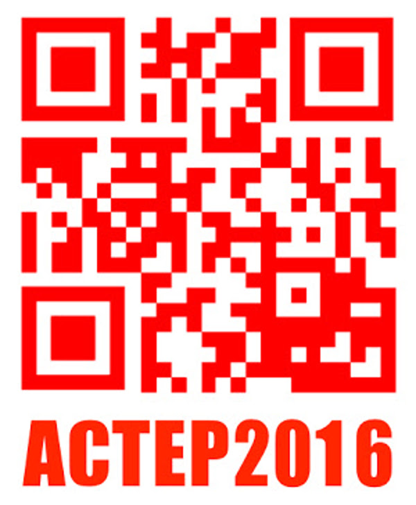 ACTEP2016 QR code