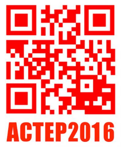 ACTEP2016 QR link